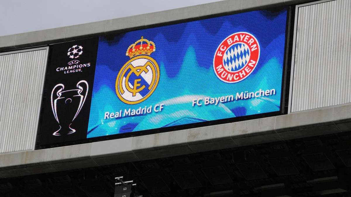 Tickets Bayern Real Madrid