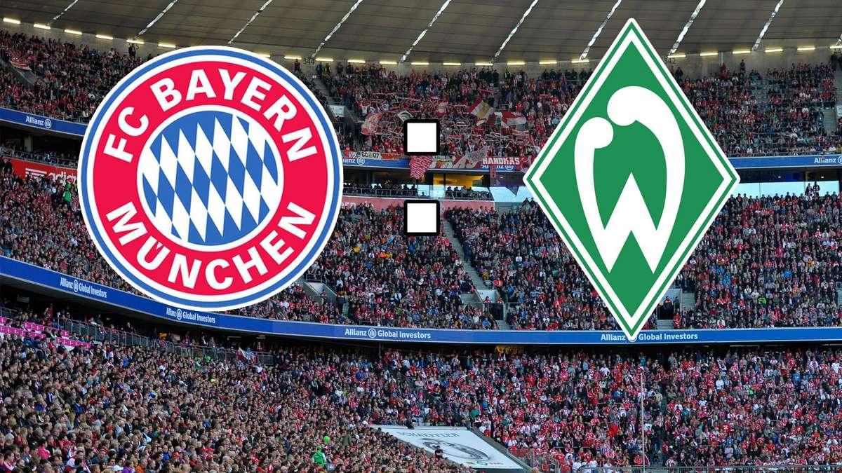 Bayern Gegen Werder Bremen 2021