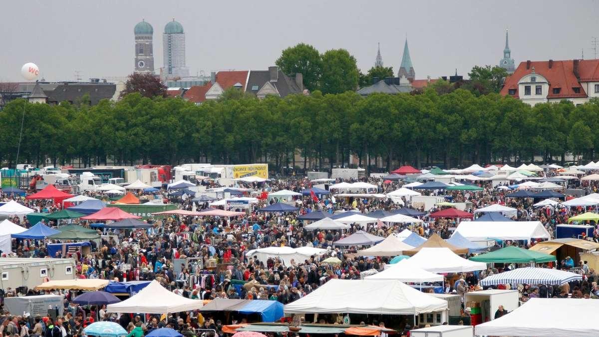 Riesen Flohmarkt