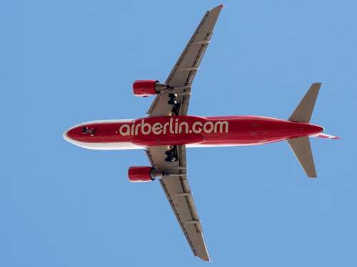 Air Berlin plant fundamentalen Umbau