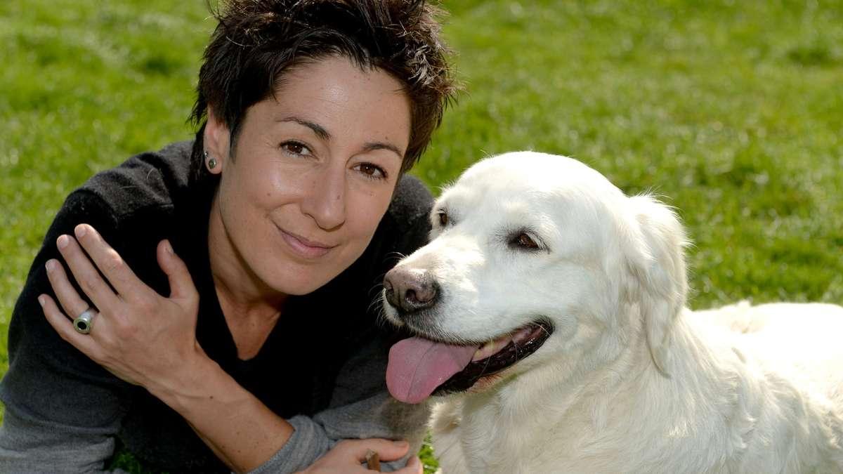 Dunja Hayali Hundejahre Einer ZDF Moderatorin Stars