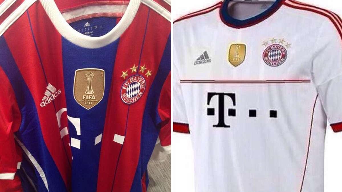 Bayern Trikot 2015 Bayern Trikot 2015 Einebinsenweisheit