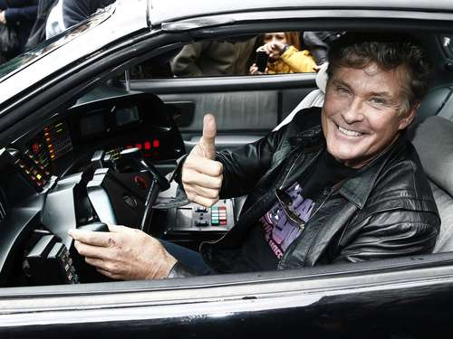 David Hasselhoff will die digitale Freiheit retten