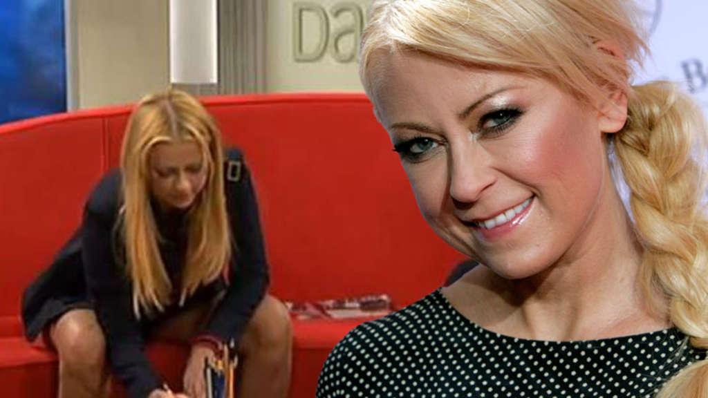 Jenny Elvers Kehrt Zurück Aufs Rote Sofa Tv