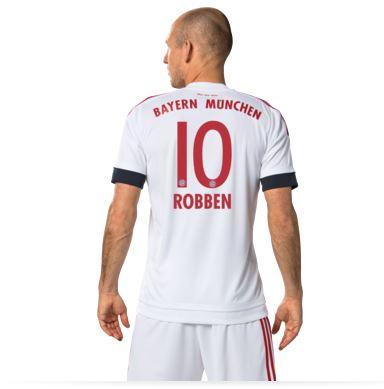 Fc Bayern München Trikot Designs Der Neuen Jerseys 20152016