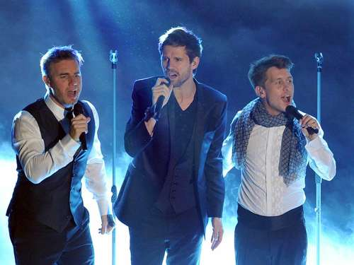 Take That: 25 Millionen Euro Steuerschulden