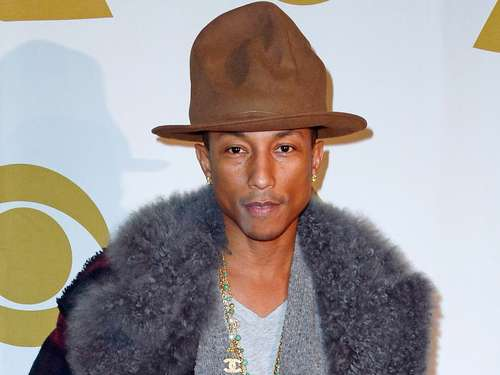 Pharrell Williams trägt gerne Spongebob-Socken