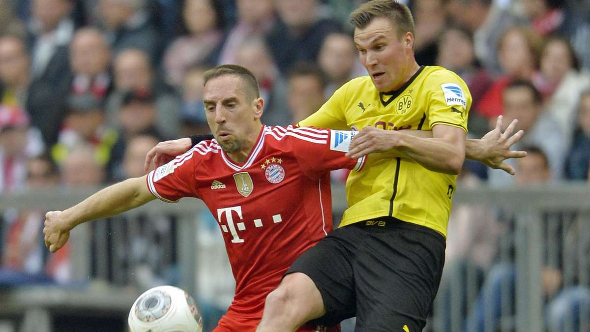 Bayern Gegen Dortmund Statistik