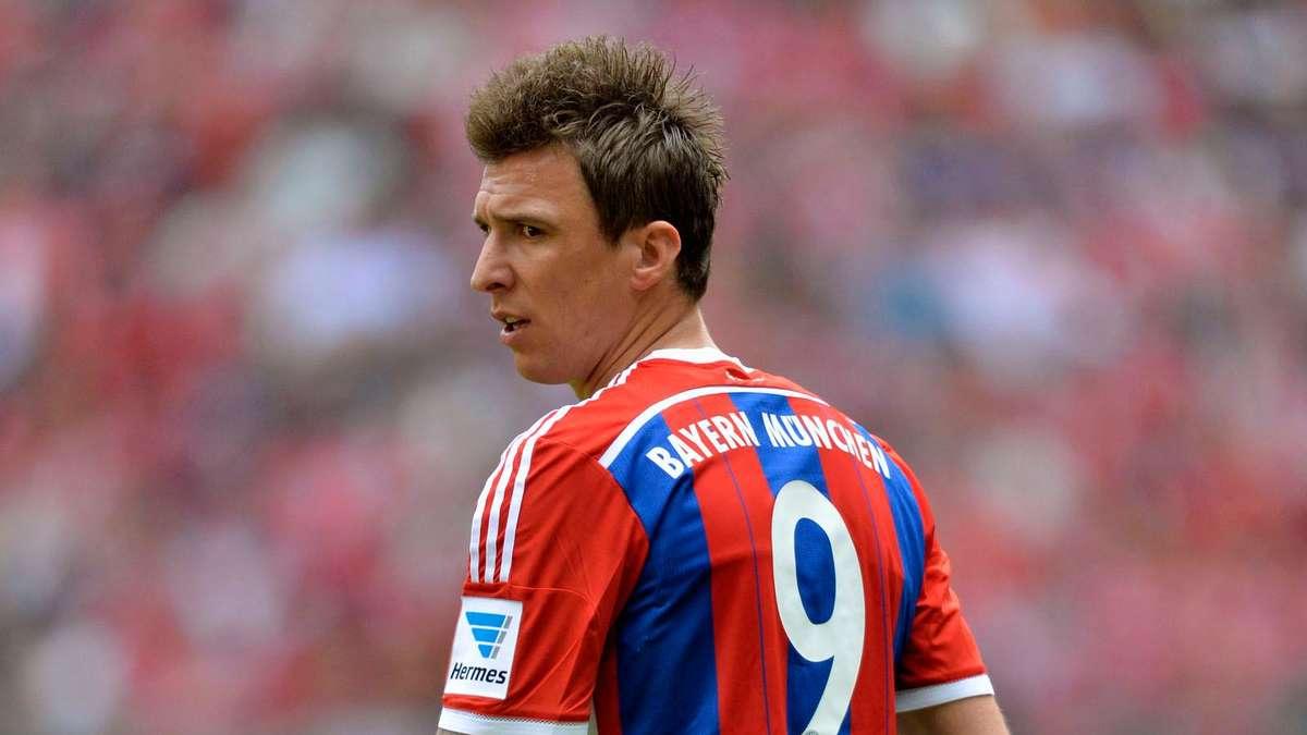 FC Bayern Tausch Geschäft mit Mario Mandzukic und David Luiz FC