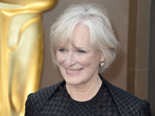 Glenn Close plant Broadway-Comeback