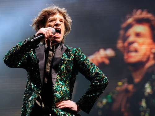 """Rolling Stone"" Mick Jagger ist Urgroßvater"