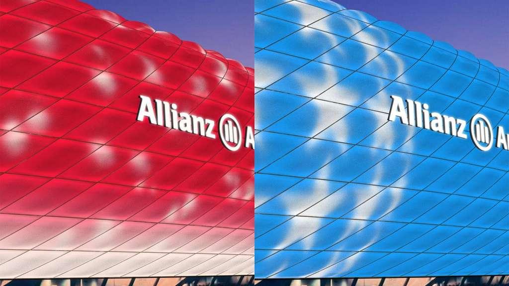 Spektakulärer Plan: So kann die Arena bald aussehen | FC Bayern