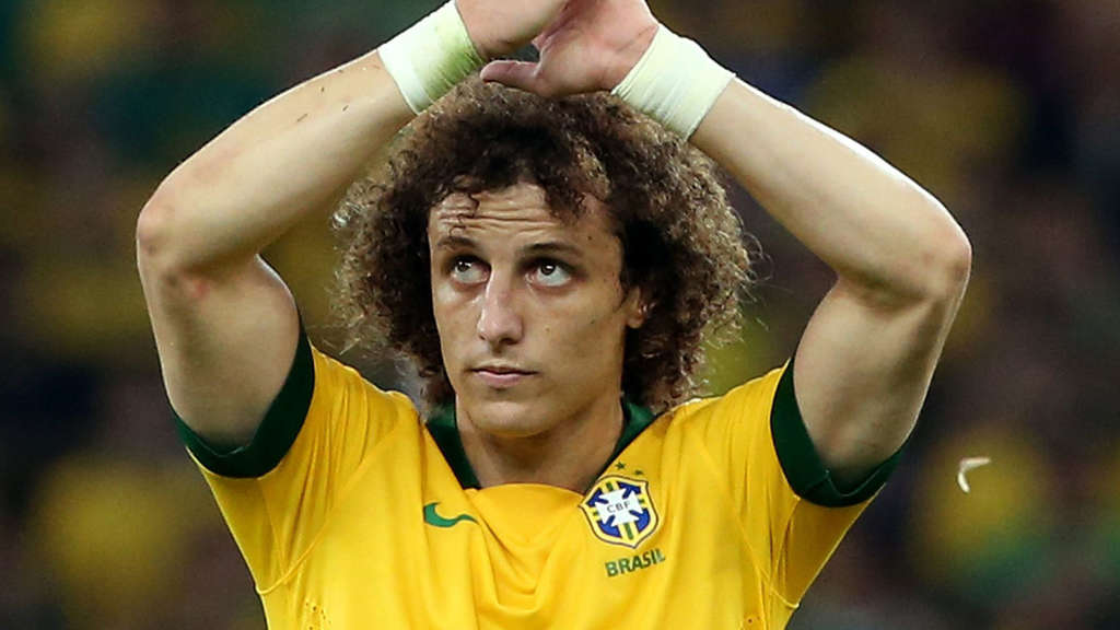 David Luiz wechselt zu Paris St. Germain