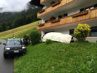 Unfall, DFB-Camp