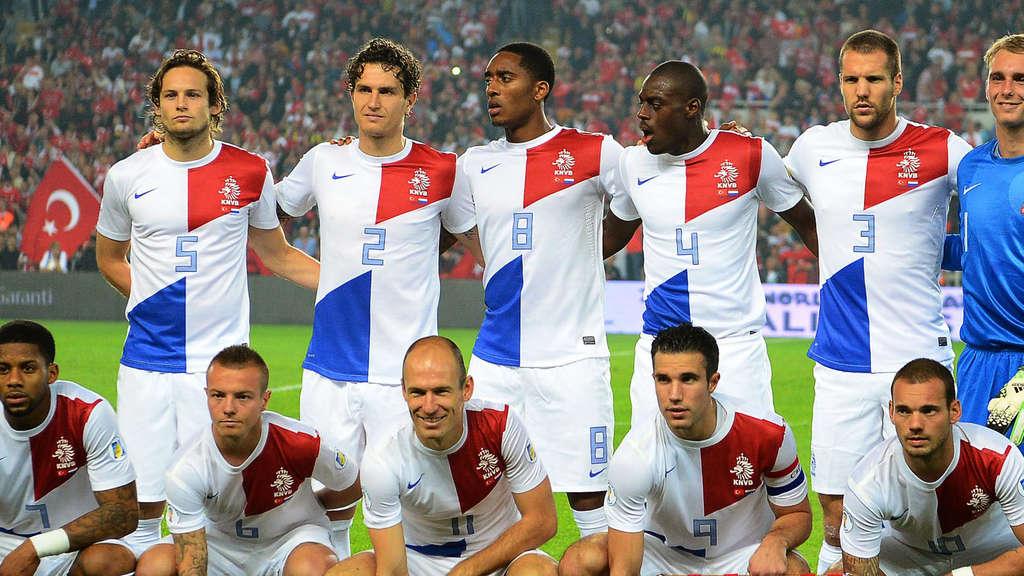 holland nationalmannschaft