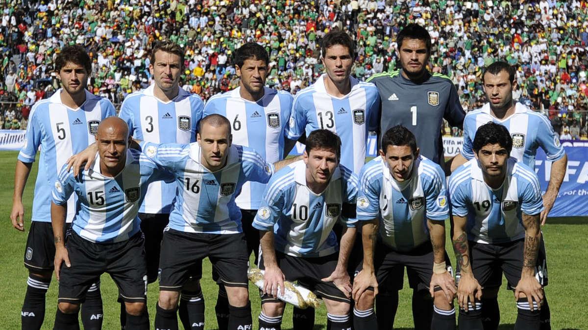 Argentinien Gruppe