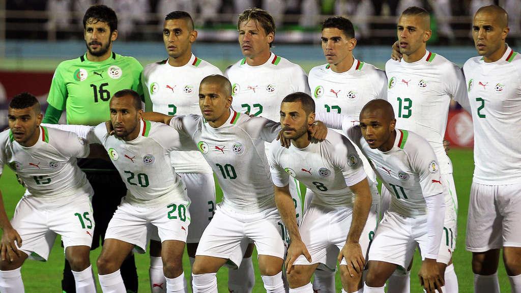 Algerien Nationalmannschaft