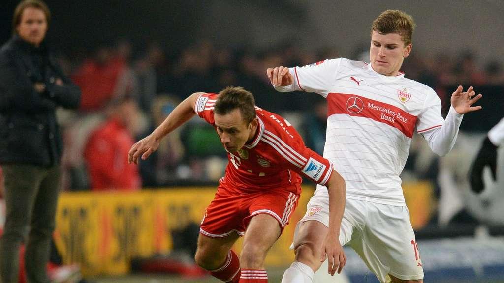 Timo Werner Bayern