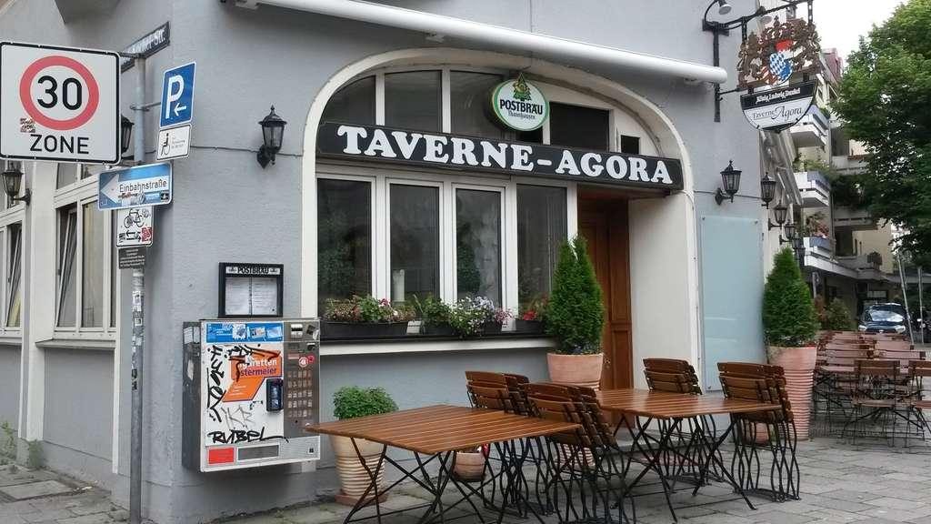 Hier schmeckts uns: Taverne Agora - tz-Restaurant-Tipp