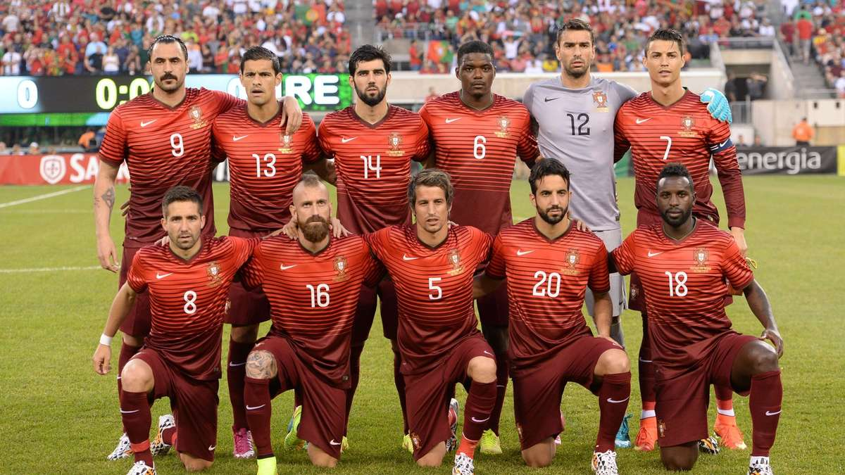 Portugal Nationalmannschaft Spieler