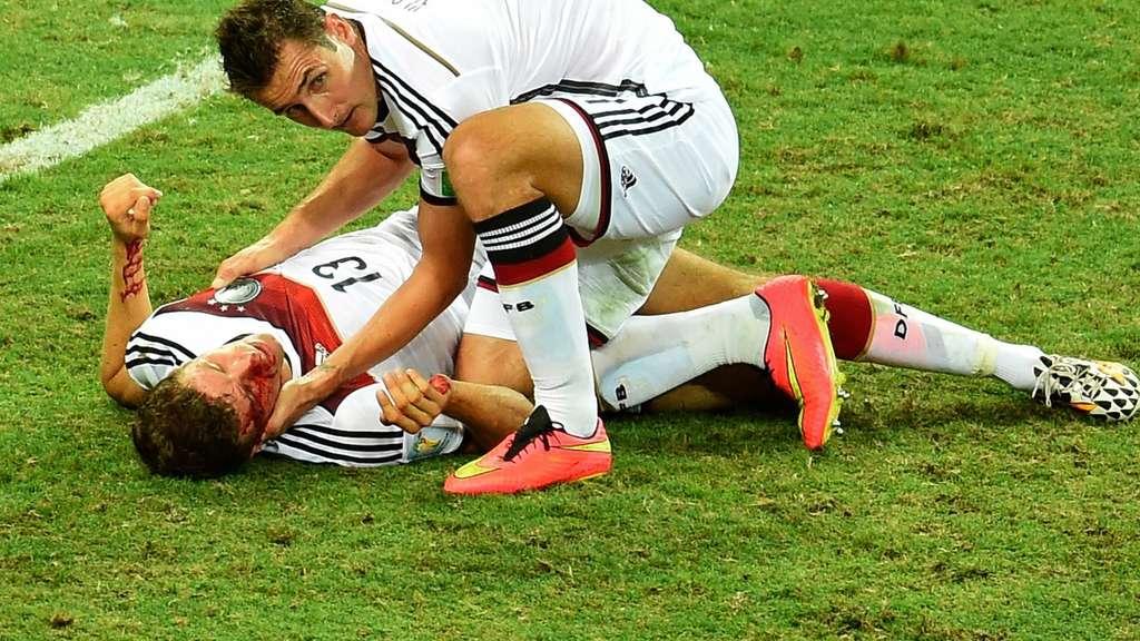 Müller Verletzt