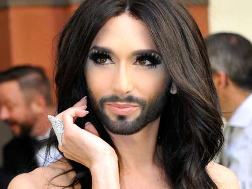 Conchita Wurst will Song Contest in Wien