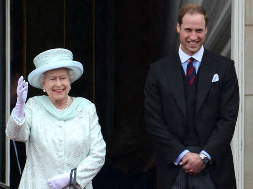 Queen Elizabeth: Royale Renovierung für William