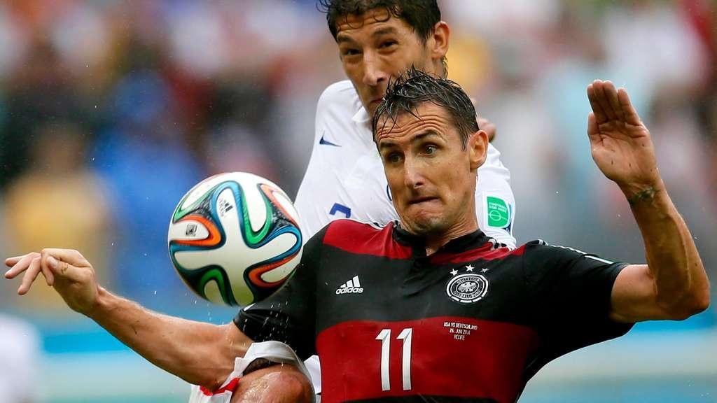Deutschland Algerien Wm