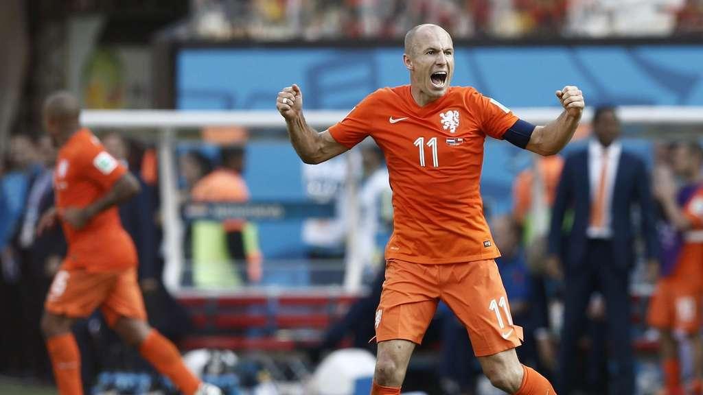 Wm In Der Ard Niederlande Gegen Mexiko In Live Stream Und