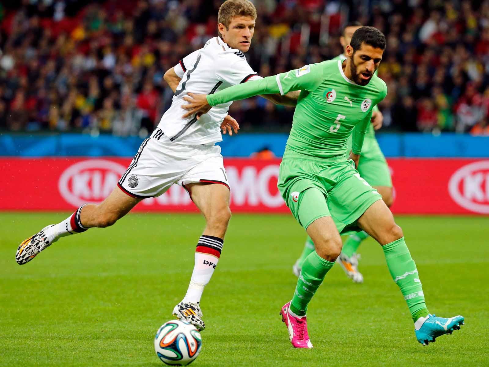 Deutschland Algerien