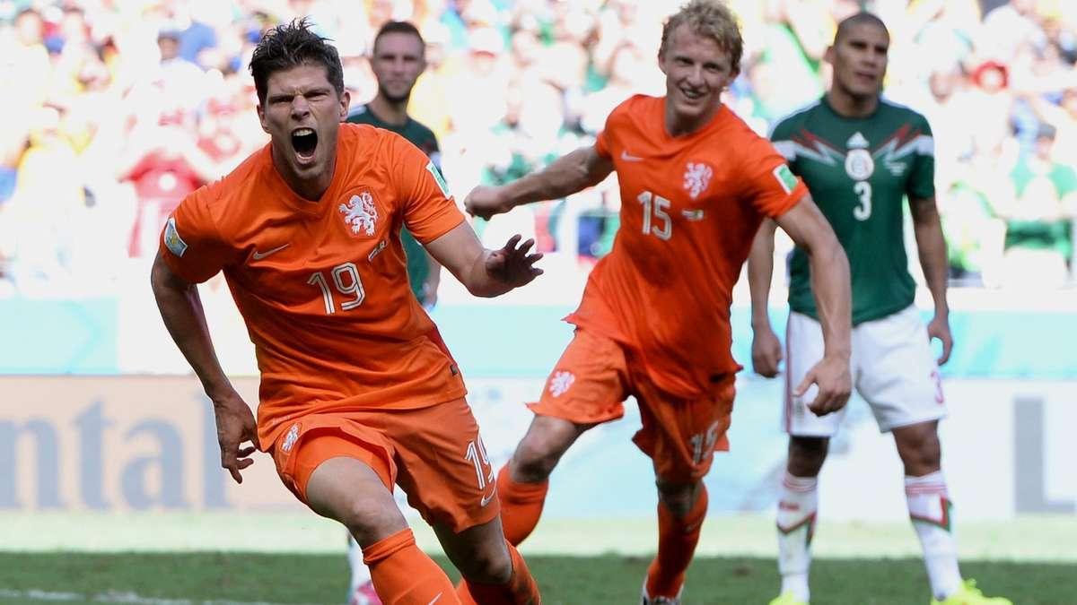 Fussball niederlande live
