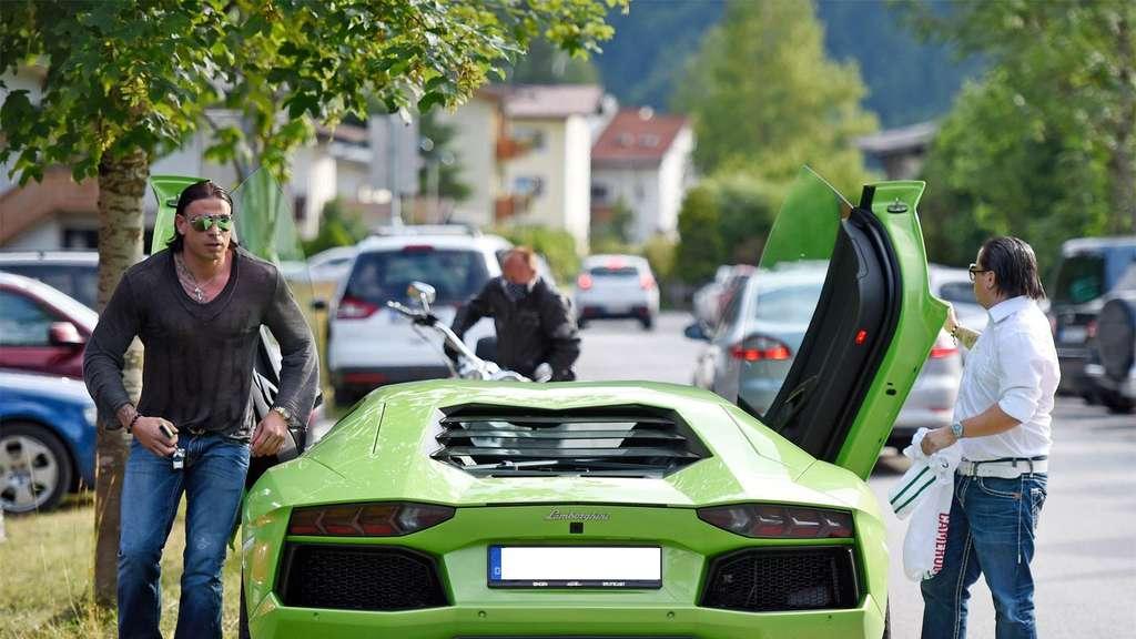Tim Wiese Auto