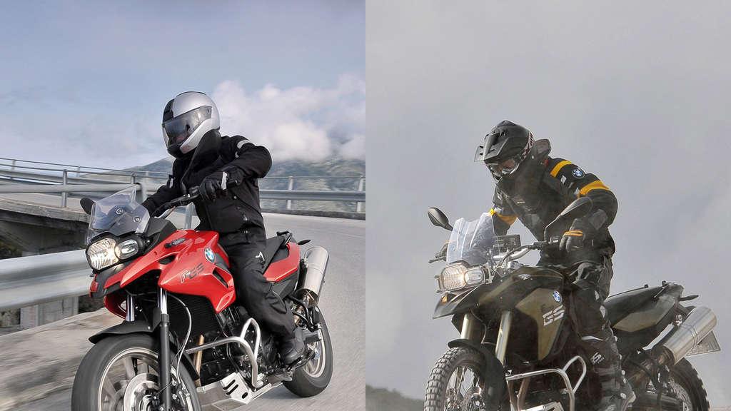 Bmw F 700 Gs Und F 800 Gs Im Test Ein Motor Zwei Maschinen Motorrad