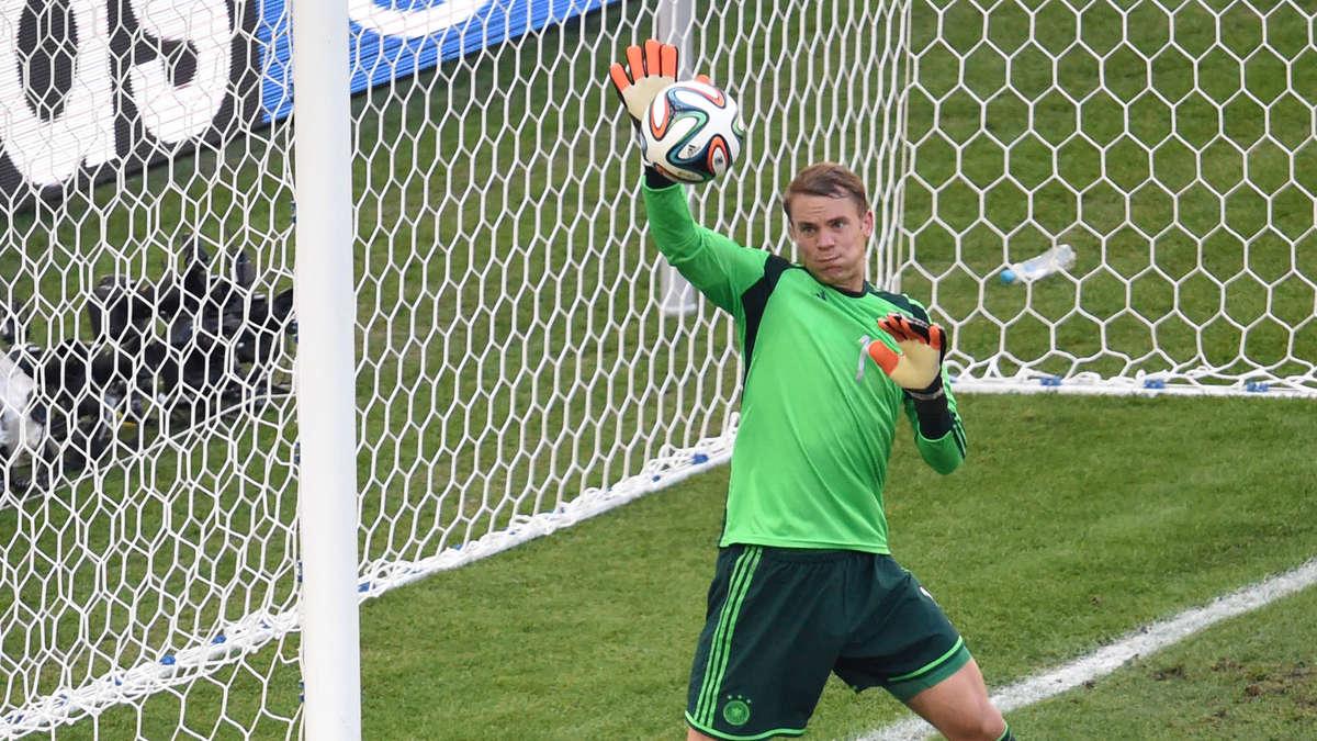 Wm 2021 Manuel Neuer