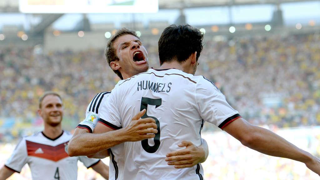Deutschland Gegen Brasilien Offizielle Aufstellung Und