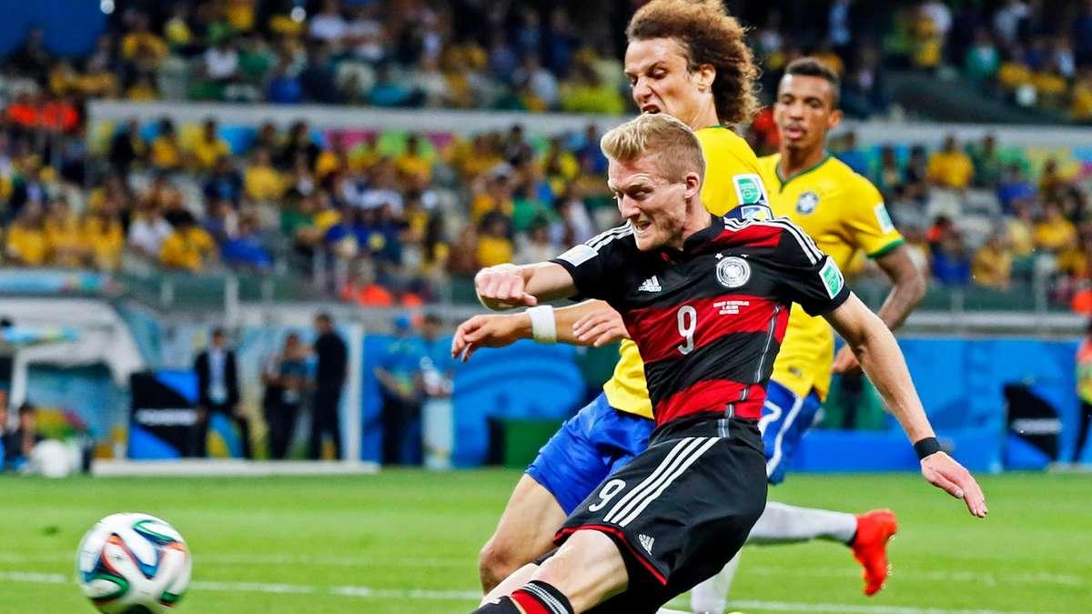 brasilien gegen deutschland tore