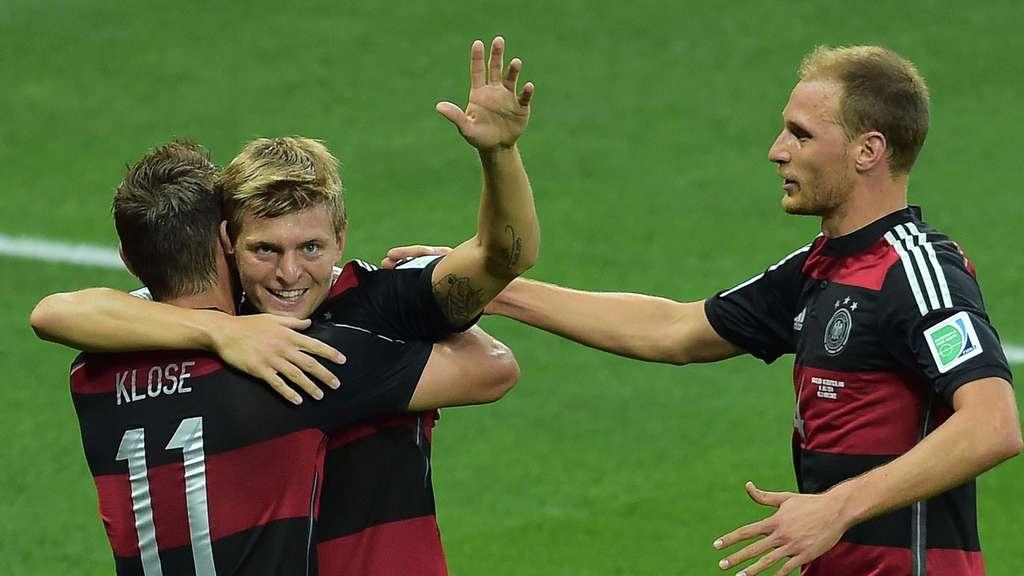 Deutschland Gegen Brasilien Heute
