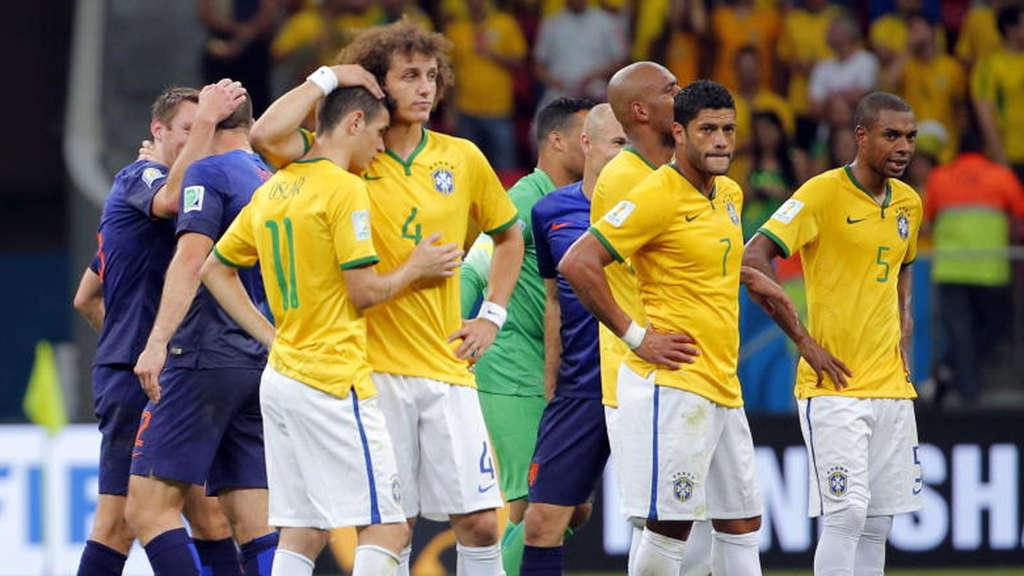 Spiel Brasilien