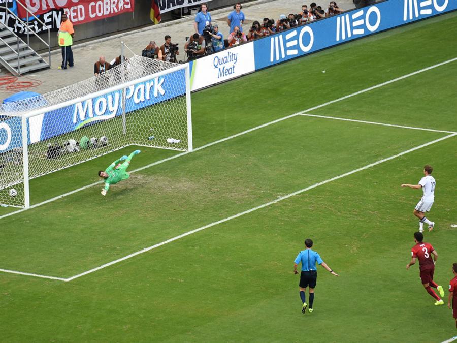 Brasilien Deutschland Tore