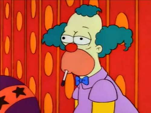 Simpsons-Schock: Krusty der Clown soll sterben