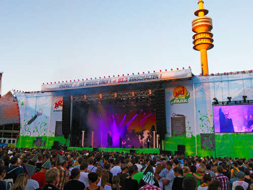 Mega-Verlosung für Energy in the Park 2014