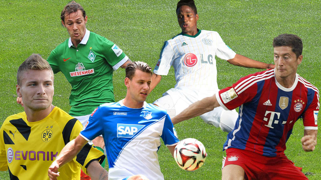 Trikots Bundesliga 2021/16