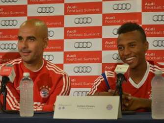 FC Bayern, USA, Pep Guardiola, Julian Green