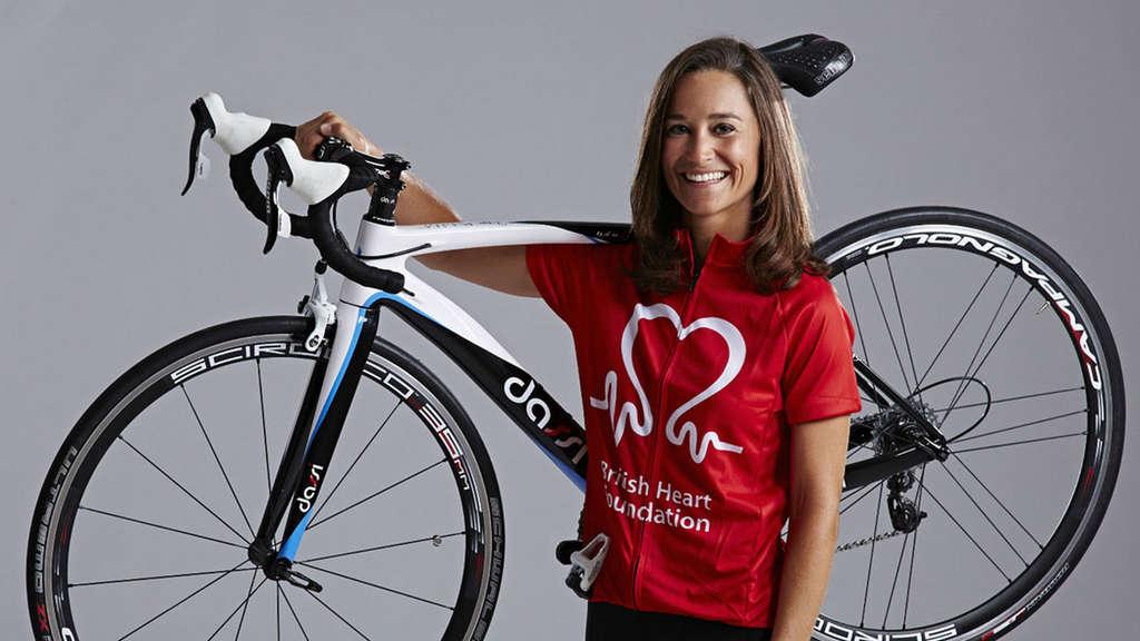 Pippa Middletons Fahrrad Wird Auf Ebay Versteigert Stars