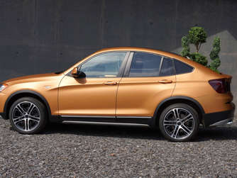 BMW Pick-up: Deep Orange 4