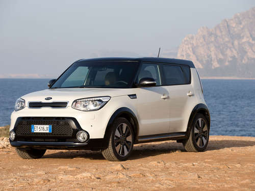 Kia Soul: Crossover mit Charakter
