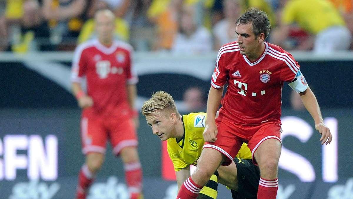 Bayern Gegen Dortmund Live
