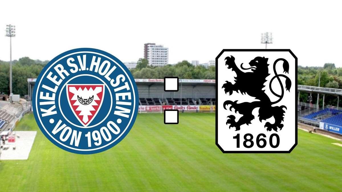1860 München Holstein Kiel Live