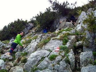 Klettersteig Tegernseer Hütte : Tegernseer hütte auf geht s zum adlernest outdoor