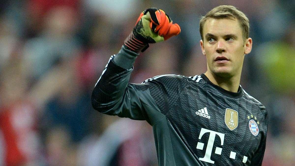 Fußballer Bayern